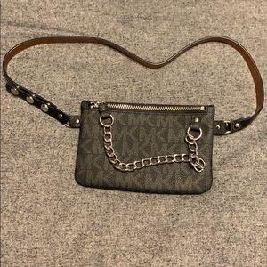 Michael Kors NWOT belt bag black